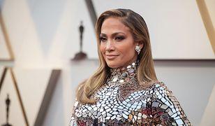 Jennifer Lopez opublikowała zdjęcia z zaręczyn