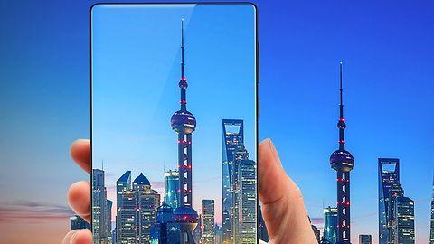 Huawei obiecuje smartfon bez ramek, cały przód będzie ekranem