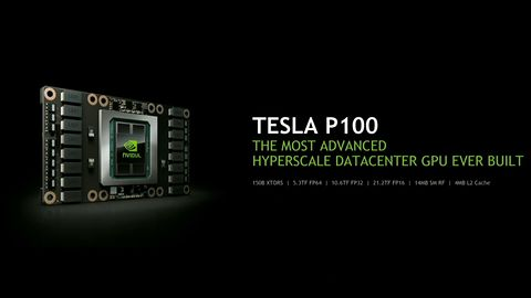 Pascal wpierw dla superkomputerów: 15 mld tranzystorów w nowym procesorze Nvidii