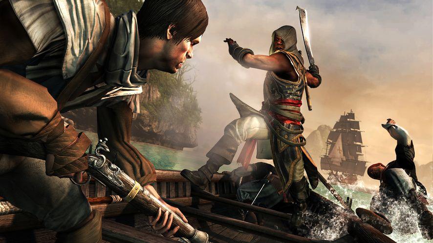 Assassin's Creed IV: Black Flag też z Season Pass