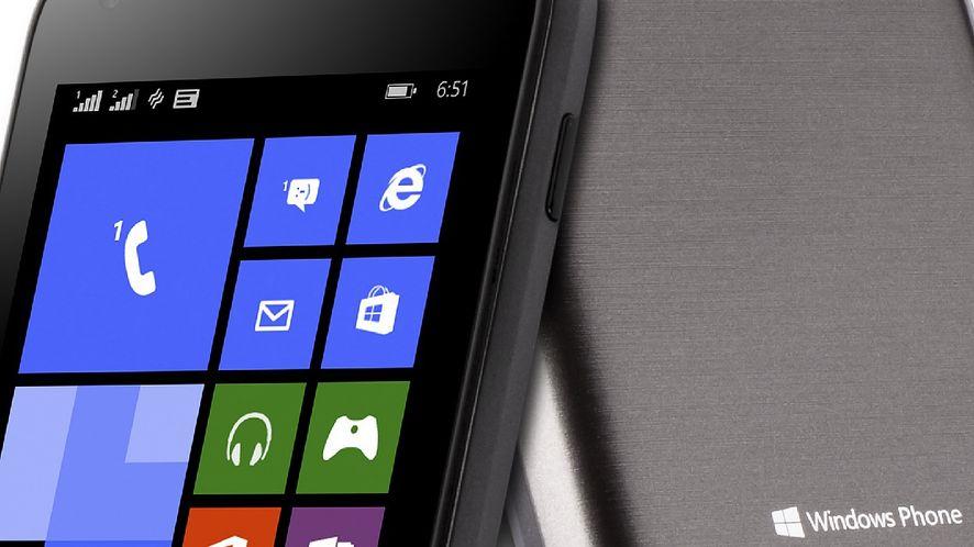 Smartfon za 100 dolarów szansą dla Windows Phone