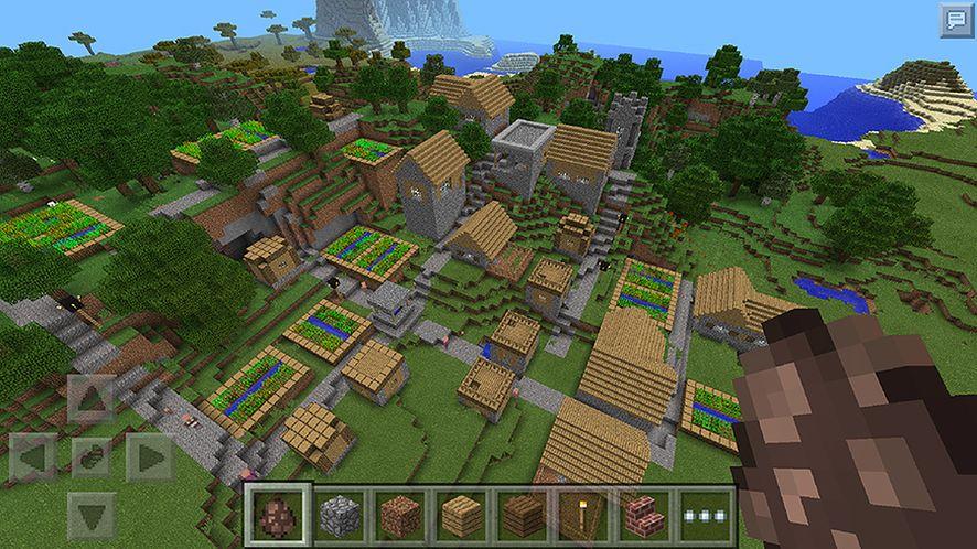 Użytkownicy Windows Phone wreszcie doczekali się Minecrafta