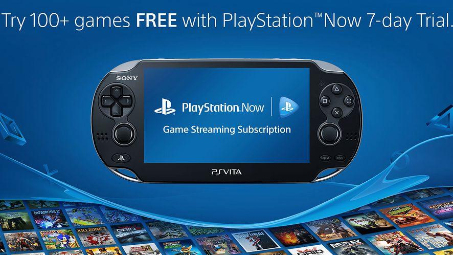 Strumieniowanie gier z PlayStation Now wskrzesi Vitę? Amerykanie nam pokażą