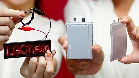LG już produkuje wygięte baterie, czekamy na wygięty smartfon