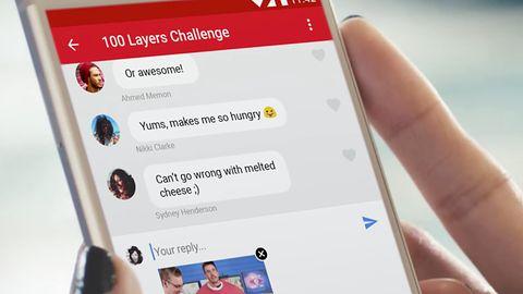 Aplikacja mobilna YouTube'a właśnie stała się kolejnym komunikatorem