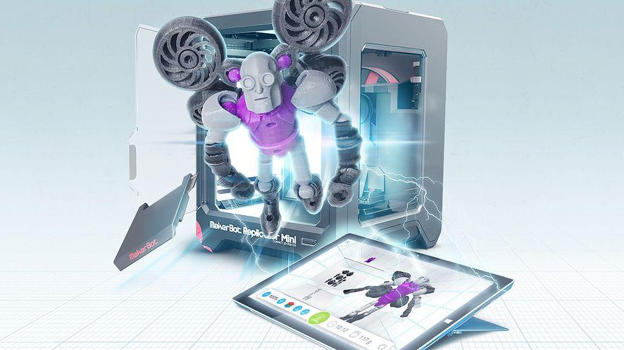 Autodesk Tinkerplay przekonuje, że projektowanie zabawek jest fajne