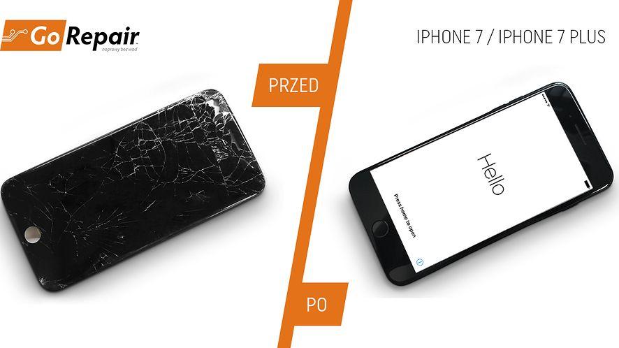 Alternatywna metoda naprawy ekranów dostępna dla iPhone 7 i 7 Plus