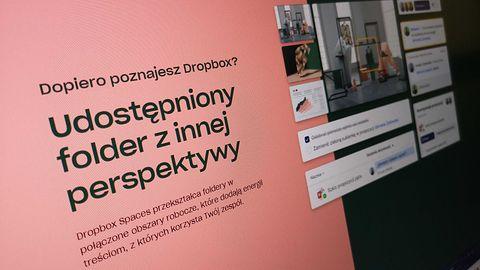 Dropbox Spaces: nowe podejście do udostępniania plików i zdalnej współpracy