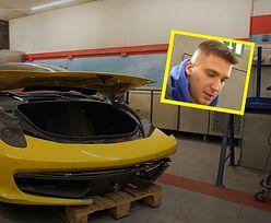 Właściciel rozbitego Ferrari z Krakowa zabrał głos. Astronomiczne koszty naprawy