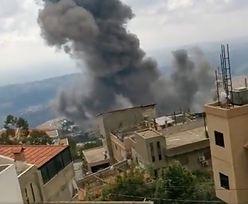 Potężny wybuch w Libanie. To znowu saletra amonowa?
