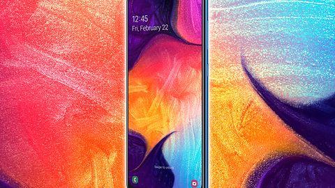 Samsung Galaxy A50 już jest w polskich sklepach