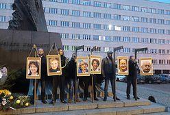 Wieszał portrety europosłów na szubienicy. Pracował w ministerstwie