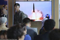 Media: Korea Północna wystrzeliła co najmniej jeden niezidentyfikowany pocisk