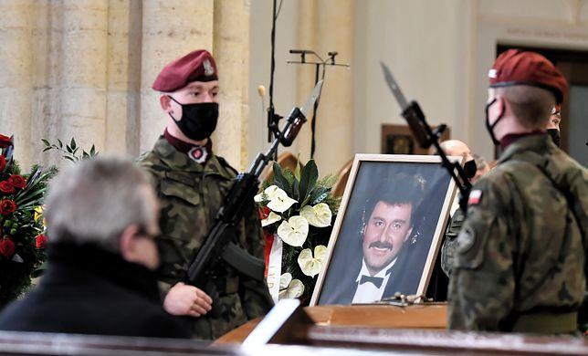 Pogrzeb Krzysztofa Krawczyka