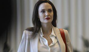 Niepokojący wygląd Angeliny Jolie
