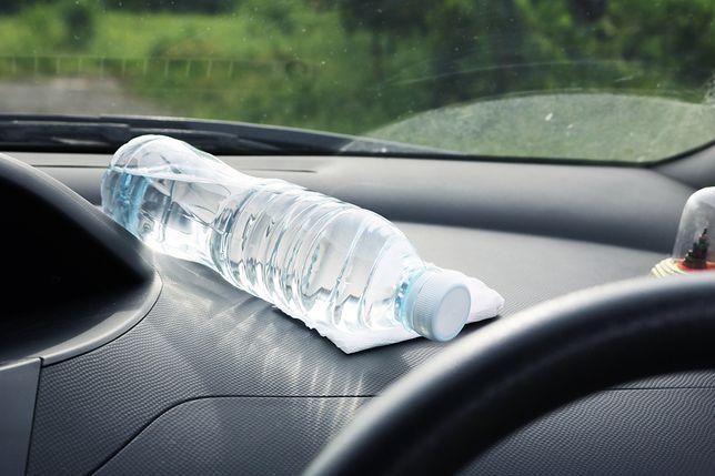Wypicie takiej rozgrzanej wody nie jest rewelacyjnym pomysłem