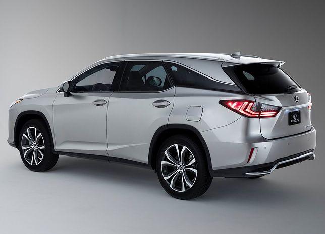 W europejskiej ofercie Lexusa pojawia się siedmioosobowy SUV
