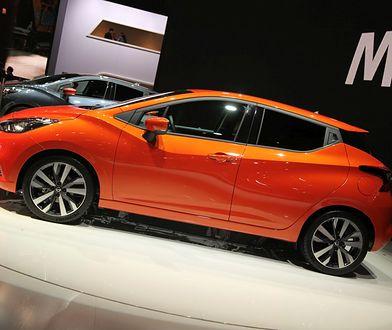 Nowy Nissan Micra (2017) - polski cennik konkurenta Škody Fabii