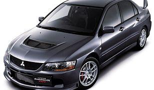 Mitsubishi Lancer Evo - Historia ewolucji