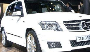 GLK na targach Auto China 2008