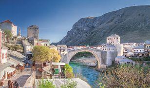 Niezmiennie zachwycający Stary Most w Mostarze, największa atrakcja turystyczna Bośni i Hercegowiny