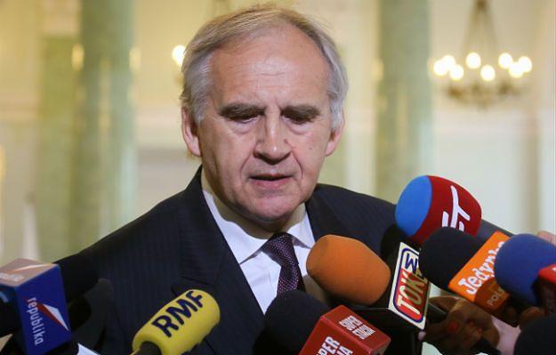 Ryszard Petru: prof. Zembala to tykająca bomba włożona do rządu