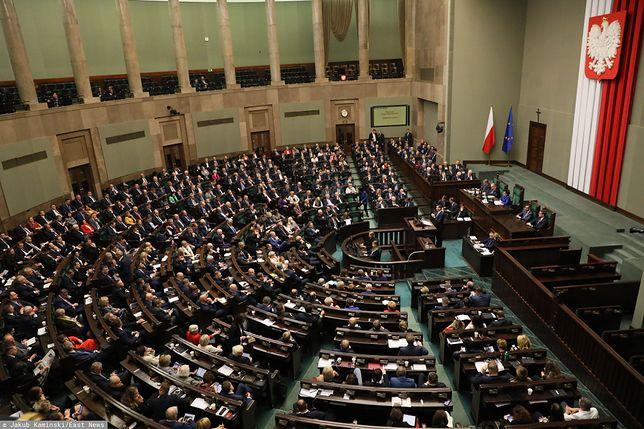 Sejm zajmie się ustawą o dyscyplinowaniu sędziów.