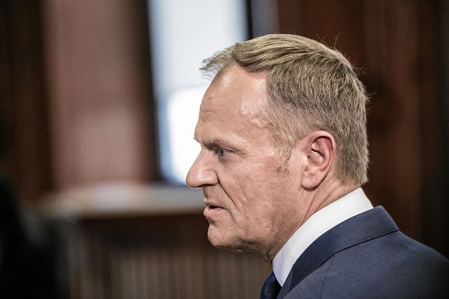 Donald Tusk chce załatwić sprawę ugodą