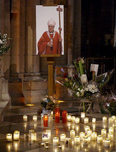 Pogrzeb kardynała Jean-Marie Lustigera