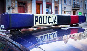 Zwłoki kobiety znaleziono na balkonie