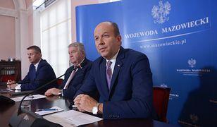 Konstanty Radziwiłł - doktor nauk medycznych, były prezes Naczelnej Izby Lekarskiej i minister zdrowia.