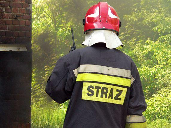 Czego do komunikacji używają strażacy?