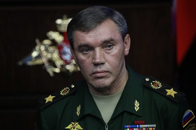 Walerij Gierasimow
