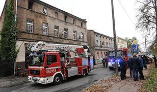 Pożar w Inowrocławiu. Znane są pierwsze przyczyny katastrofy. 60-latek usłyszał zarzuty
