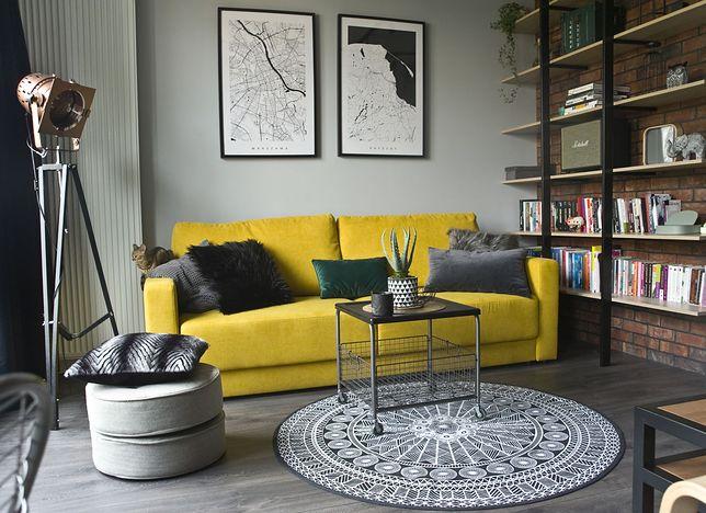 Za co kochamy styl loftowy? Projekt Miśkiewicz Design