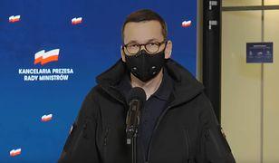 Mateusz Morawiecki nie ogłosił nowych ograniczeń dla kin