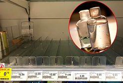 Koronawirus. W sklepach brakuje żeli antybakteryjnych, ale możemy zrobić je sami w domu