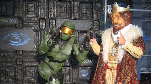 Halo 3 znowu wraca na szczyt