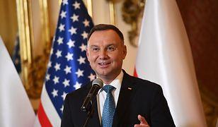 Andrzej Duda podczas spotkania z prezydentem USA Donaldem Trumpem rozmawiał o zniesieniu wiz dla Polaków