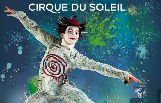Niezwykłe widowisko halowe: Cirque du Soleil