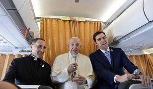 Papież Franciszek ogłosił cele kolejnych pielgrzymek. Odwiedzi Tajlandię i Japonię