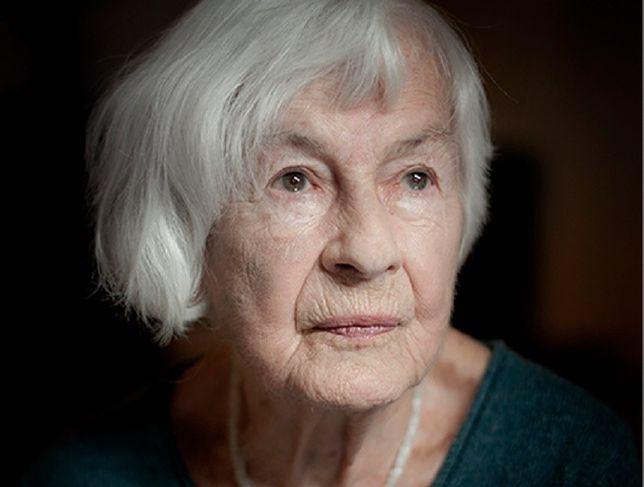 Złóż życzenia Danucie Szaflarskiej. Dziś kończy 101 lat