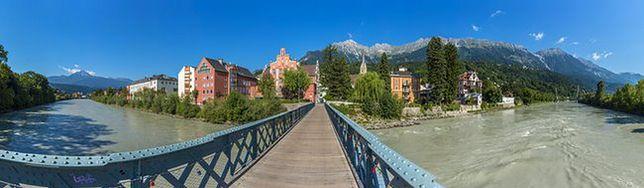 Atrakcje Alp - Innsbruck, Austria