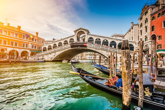 Atrakcje Włoch - Wenecja