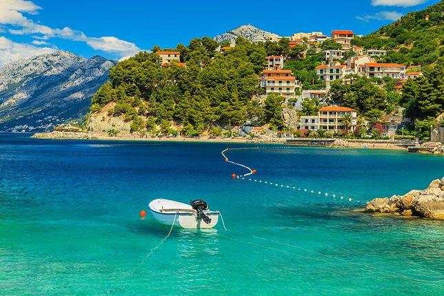Linia brzegowa Chorwacji ma prawie 5800 km