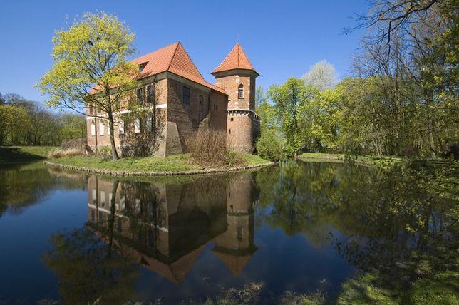 Najpiękniejsze zamki w Polsce - Miejsce 1. Oporów