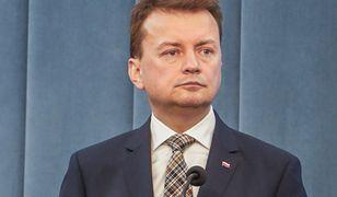 """Mariusz Błaszczak twierdzi, że """"GW"""" manipuluje faktami"""