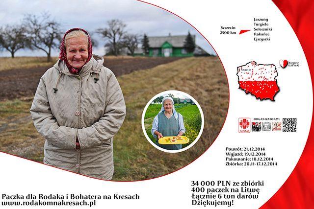 Jej wzruszający gest rozpalił serca Polaków - zdjęcia