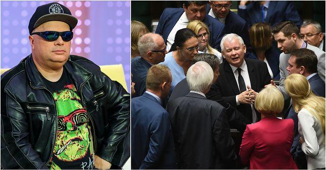 """Skiba bezlitośnie o sytuacji w Polsce: """"Myśmy wszyscy dali się uśpić"""""""