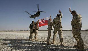 Polacy kończą misję w Afganistanie